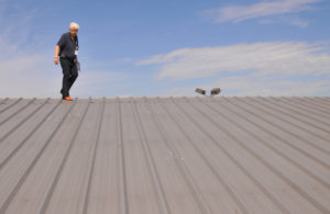 Industrial Roofing in Lake Zurich, IL and North Chicago Suburbs