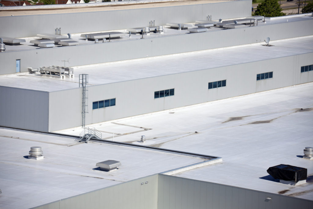 Warehouse-Roofing