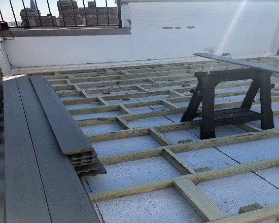 Granulated Cap Sheet for Mod Bit Roof - Reliable Roofing