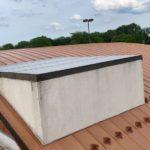 Completed Roof Repair Job