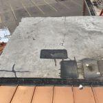 Roof Leak Repair on Metal Roof